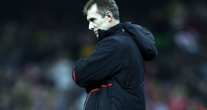 Rob Howley: Unhappy at display