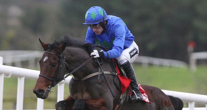 Hurricane Fly: Ran out an easy winner