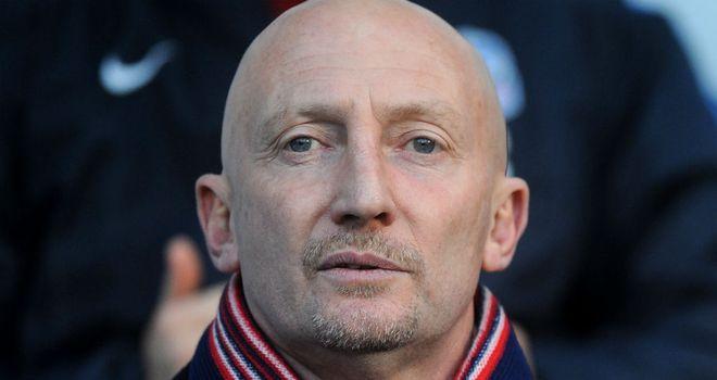 Ian Holloway: Looking to extend Crystal Palace's winning run at Leeds