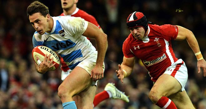 Argentina: Claimed a surprise but deserved win at Millennium Stadium