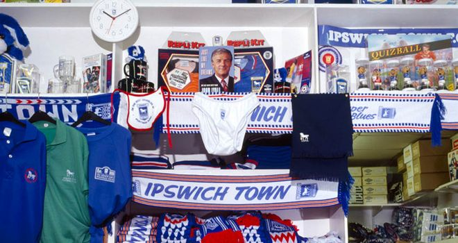 Ipswich Town's chief executive is leaving