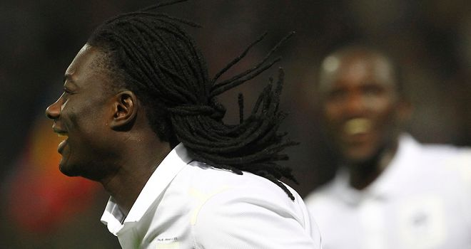 Bafetimbi Gomis: Netted a second-half winner for France against Italy
