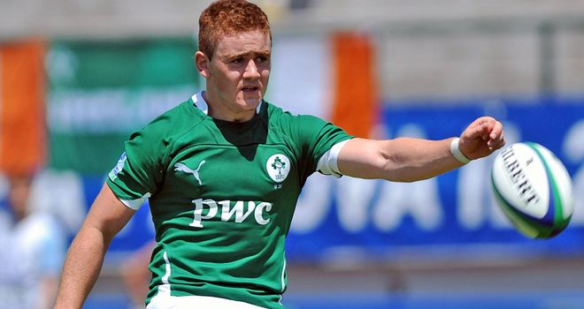 Paddy Jackson: A shock call-up for Ireland
