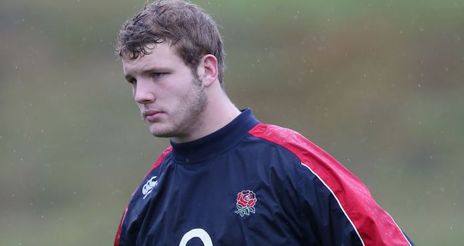 Joe Launchbury: Youngster tipped to shine against South Africa