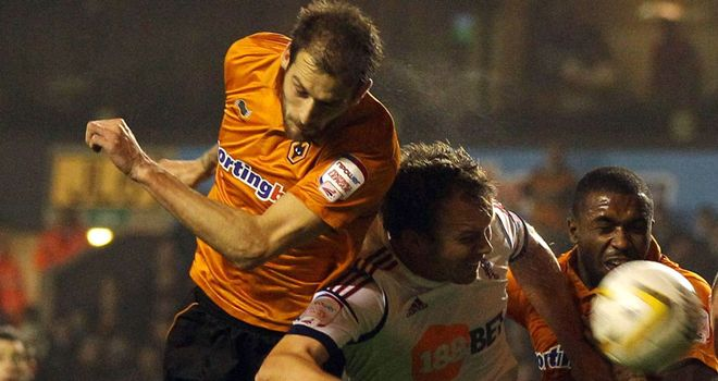 Roger Johnson: Scored late equaliser for Wolves