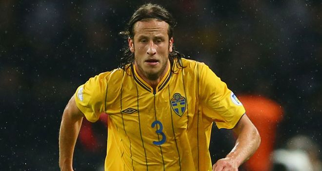 Jonas Olsson: Glowing tribute to Zlatan Ibrahimovic