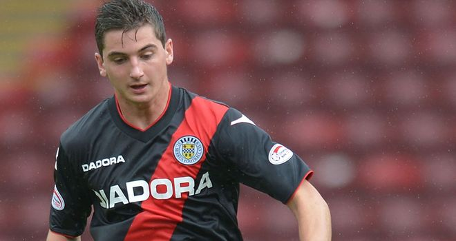 Kenny McLean: In the squad