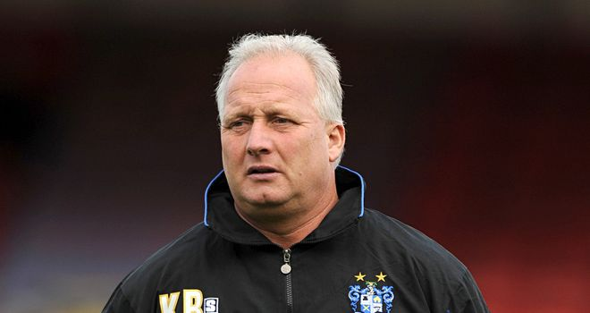 Kevin Blackwell: Could see some new arrivals after Bury's transfer embargo was lifted