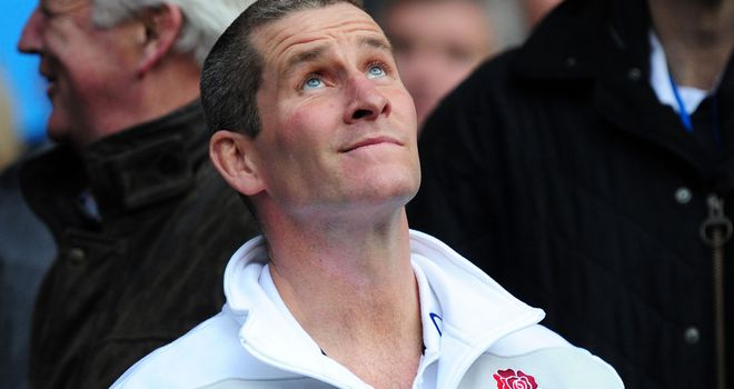 Stuart Lancaster: Will be looking to the heavens for help against the All Blacks