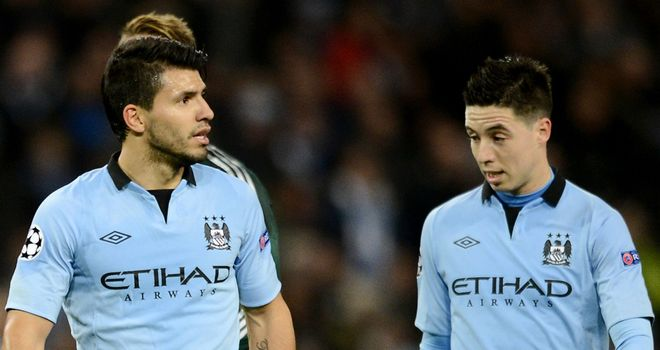 A tough night for Manchester City despite spirited display
