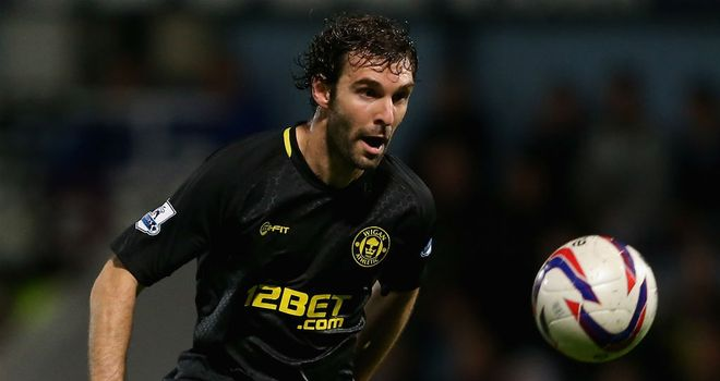 Mauro Boselli: Joins Serie A side Palermo on loan until the end of the season