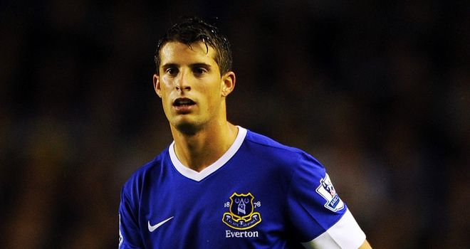 Kevin Mirallas: Belgium international was replaced at half-time in Everton's 2-1 win over Tottenham