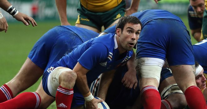 France star Morgan Parra is wary of the Italians' strength at home