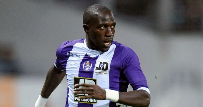 Moussa Sissoko: Toulouse midfielder has confirmed his liking for Newcastle