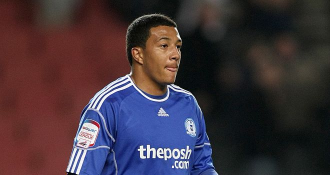 Nathaniel Mendez-Laing: Grateful to Peterborough for giving him a second chance