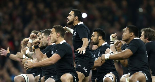 The All Blacks: 'the jersey means everything to them'