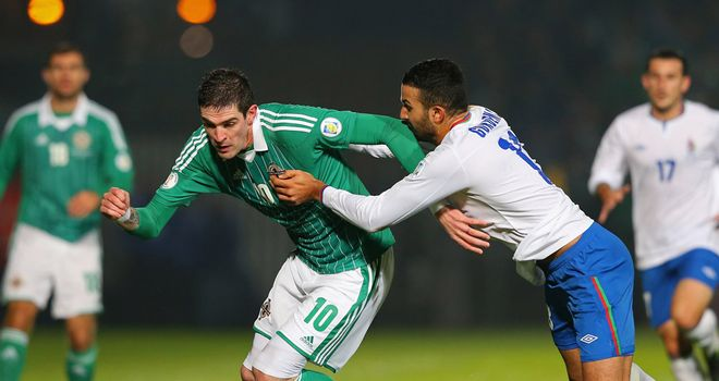 Kyle Lafferty: Poised to join Palermo from Sion