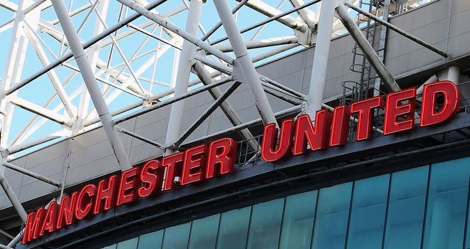 Manchester United: Agree new Chinese sponsorship deals