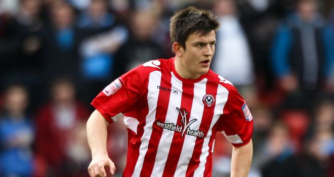Harry Maguire: Weir can take Blades forward
