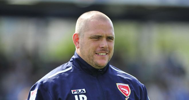 Jim Bentley: Pleased with his side's reaction