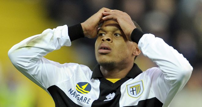 Frustration for Jonathan Biabiany