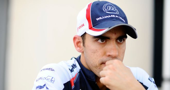 Pastor Maldonado: Wanting a commitment from Williams