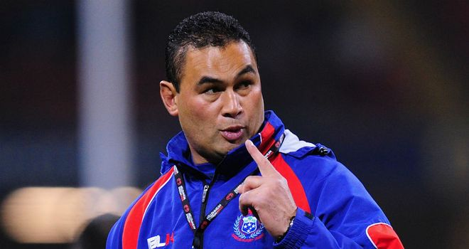 Pat Lam: Set for Connacht role, according to reports