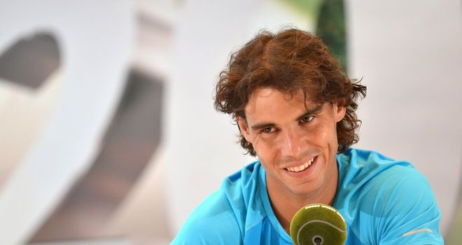 Rafa Nadal: Aiming for victory in Abu Dhabi