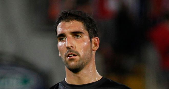 Raul Garcia: scored his fifth goal of the season after just seven minutes