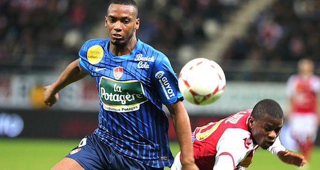 Brest drew 0-0 at Reims.