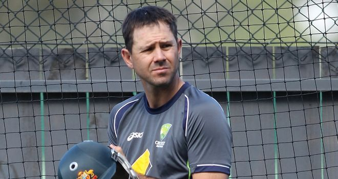 "Ricky Ponting: ""It's a big honour for me to be selected as captain of the Prime Ministers XI"""