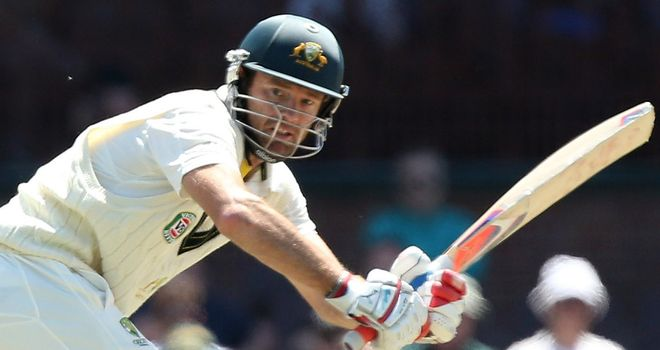Rob Quiney: Made Test debut for Australia in November