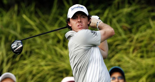 Rory McIlroy: Wins two PGA awards and is nominated for a third