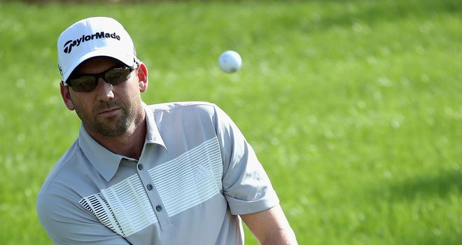Sergio Garcia: Tops the leaderboard after Friday's action