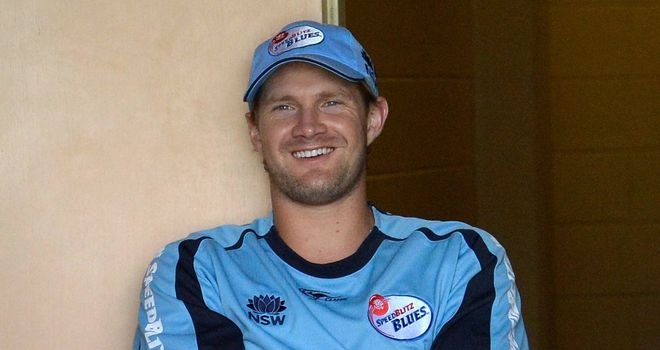 Shane Watson: Injury concern for Australia ahead of first Test against South Africa