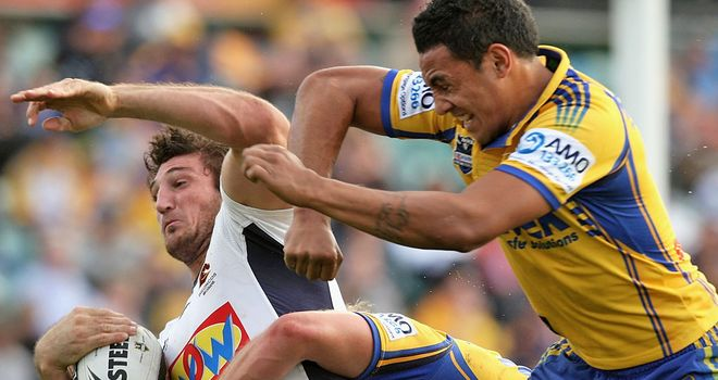 Shoulder charges to be banned from rugby league worldwide