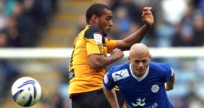 Jay Simpson: Scored a remarkable second-half strike