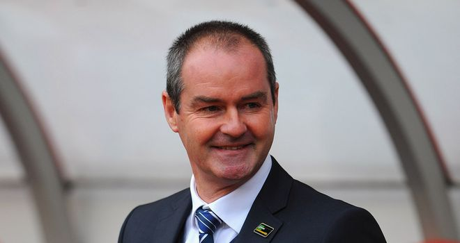 Steve Clarke: Has guided West Brom into the top three of the Premier League