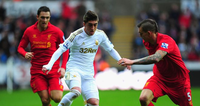Pablo Hernandez: Enjoying life in the Premier League