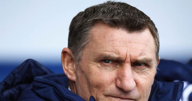 Tony Mowbray: Delighted Andy Halliday is getting his opportunity