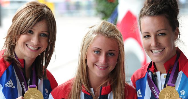Jo Rowsell, Laura Trott and Dani King head up new squad