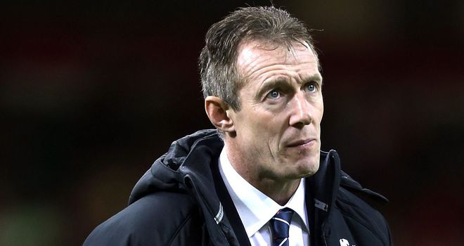 Rob Howley: In charge of Wales for the Six Nations
