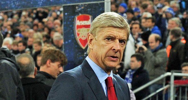 Arsene Wenger: Looking to return to winning ways with Arsenal