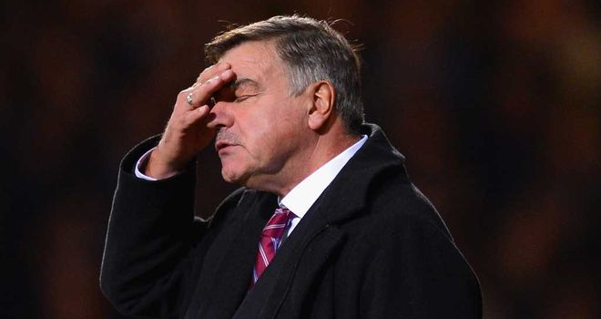 Sam Allardyce: Does not want his West Ham side to dwell on impressive start ot the season