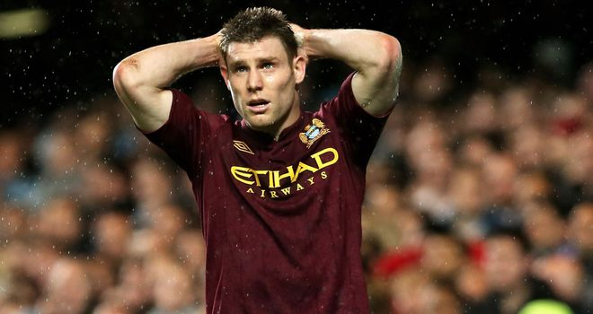 James Milner: Admitted that Manchester City were wasteful