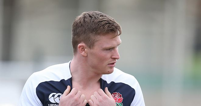 Chris Ashton: Available for Australia showdown following suspension