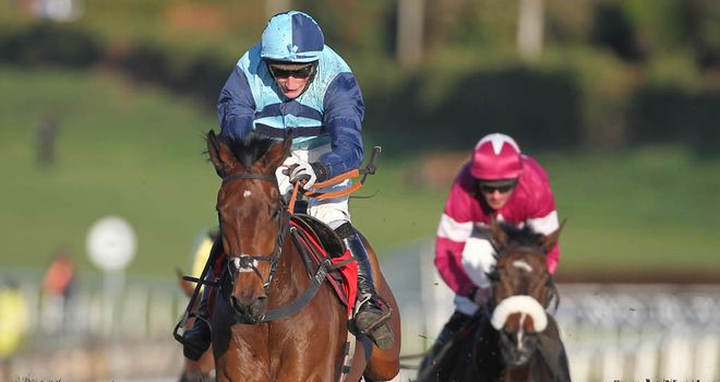 Cristal Bonus: Struck at Down Royal for Nicholls and Jacob