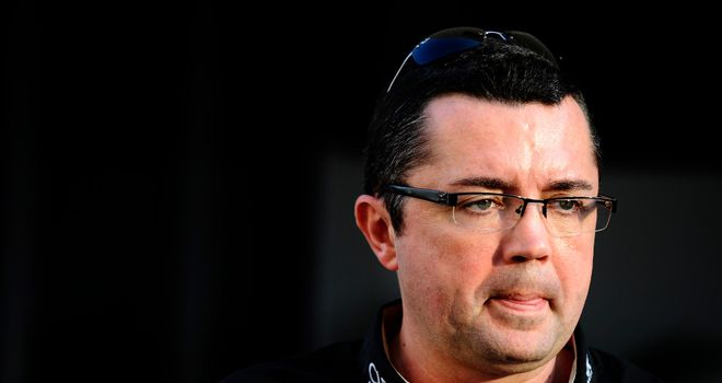 Eric Boullier: Says the tyres can last