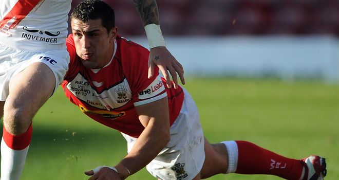 Ben Evans: Raring to go at Bradford