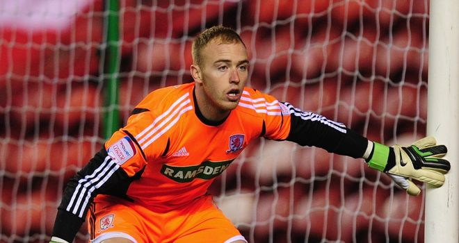 Jason Steele: One of England's best young keepers